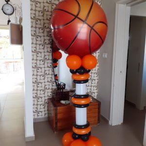 בלון כדורסל ענק